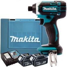 Makita DTD152RME Аккумуляторный ударный винтовёрт