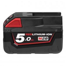 Milwaukee Аккумуляторная батарея M28B5 28В/5.0Ач