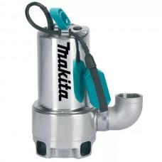 Makita PF1110 Погружной дренажный насос для грязной воды