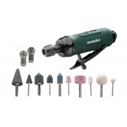 Metabo DG 25 Set Пневмопрямошлиф.машина