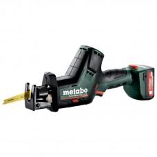 Metabo PowerMaxxSSE12BL 2х2.0Ач Аккумуляторная сабельная пила