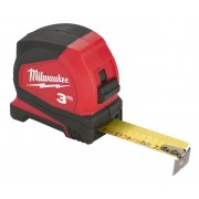 Milwaukee Рулетка PRO COMPACT 3м/16мм 4932459591