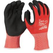 Milwaukee Перчатки с защитой от порезов, уровень 1, размер XL/10 4932471418