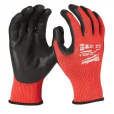 Milwaukee Перчатки с защитой от порезов, уровень 3, размер L/9 4932471422