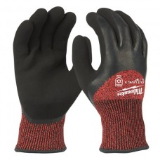 Milwaukee Перчатки с защитой от порезов, зимние, уровень 3, размер L/9 4932471348