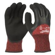 Milwaukee Перчатки с защитой от порезов, зимние, уровень 3, размер M/8 4932471347