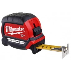 Milwaukee Рулетка MAGNETIC GENIII 10м/27мм 4932464601