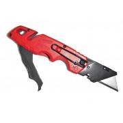 Milwaukee Складной многофункциональный нож FASTBACK с отсеком для лезвий 4932471358