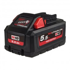 Milwaukee M18 HB5.5 18В/5.5Ач Аккумуляторная батарея