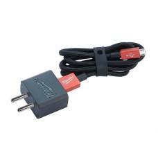 Milwaukee CUSB USB кабель с AC адаптером