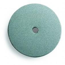 Dremel 425. Круг для тонкой шлифовки, материал полимер с мелким абразивом, Ø 22,5 мм, посадка под винт