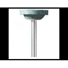 Dremel 85422. Шлифовальная насадка, форма диск Ø 19,8 мм, материал карбид кремния, хвостовик 3,2 мм
