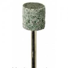 Dremel 518. Шлифовальная насадка для тонкой шлифовки, форма цилиндр Ø 12,7 мм, материал нетканый жесткий абразив, хвостовик 3,2 мм