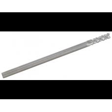 Dremel 570. Гравировальный бор для удаления затирки, форма цилиндр Ø 3,2 мм с плоской вершиной, хвостовик 3,2 мм, материал твердый сплав (HM) со шлифованным зубом