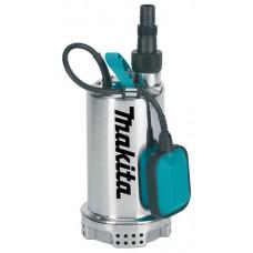 Makita PF1100 Погружной дренажный насос для чистой воды