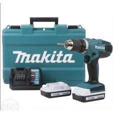 Makita DF457DWE Аккумуляторная дрель - шуруповерт