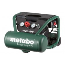 Metabo Power 180-5 W OF Компрессор безмаслянный