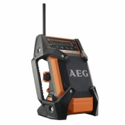 AEG BR 1218 C-0 Аккумуляторное радио 12/18В
